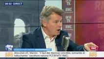 """Fabien Roussel (PCF): """"L'Europe que Marine Le Pen veut construire, c'est l'Europe de la haine"""""""