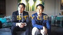 INTERVIEW with K-drama heartthrobs Jung Woo-sung and Lee Jung-jae in Hong Kong