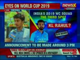 ICC World Cup 2019 India Player List: Fan prediction Indian World Cup Squad, KL Rahul
