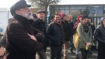 Ancienne Zad. Rassemblement devant la CCEG pour défendre une autre façon de vivre face au PLUi