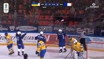 Mondial 1A U18. Résumé d'Ukraine-France (1-2 prl)