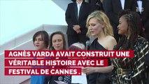 Agnès Varda à l'honneur sur l'affiche du 72ème Festival de Cannes