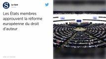 La réforme du droit d'auteur numérique définitivement validée par l'Union européenne