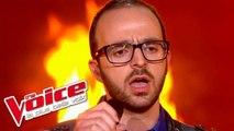 Johnny Hallyday - Diego libre dans sa tête | Jhony Maalouf | The Voice France 2012 | Prime 4