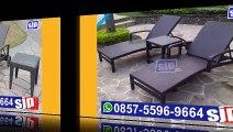 0857-5596-9664, Kursi Santai Rotan Rumah Minimalis, Kursi Santai Rotan Untuk Teras, Kursi Santai Rotan di Teras