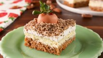 These Carrot Patch Cheesecake Bars Are Perfect For Easter