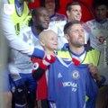 Ce fan aveugle d'Arsenal a réalisé son rêve en rencontrant son idole