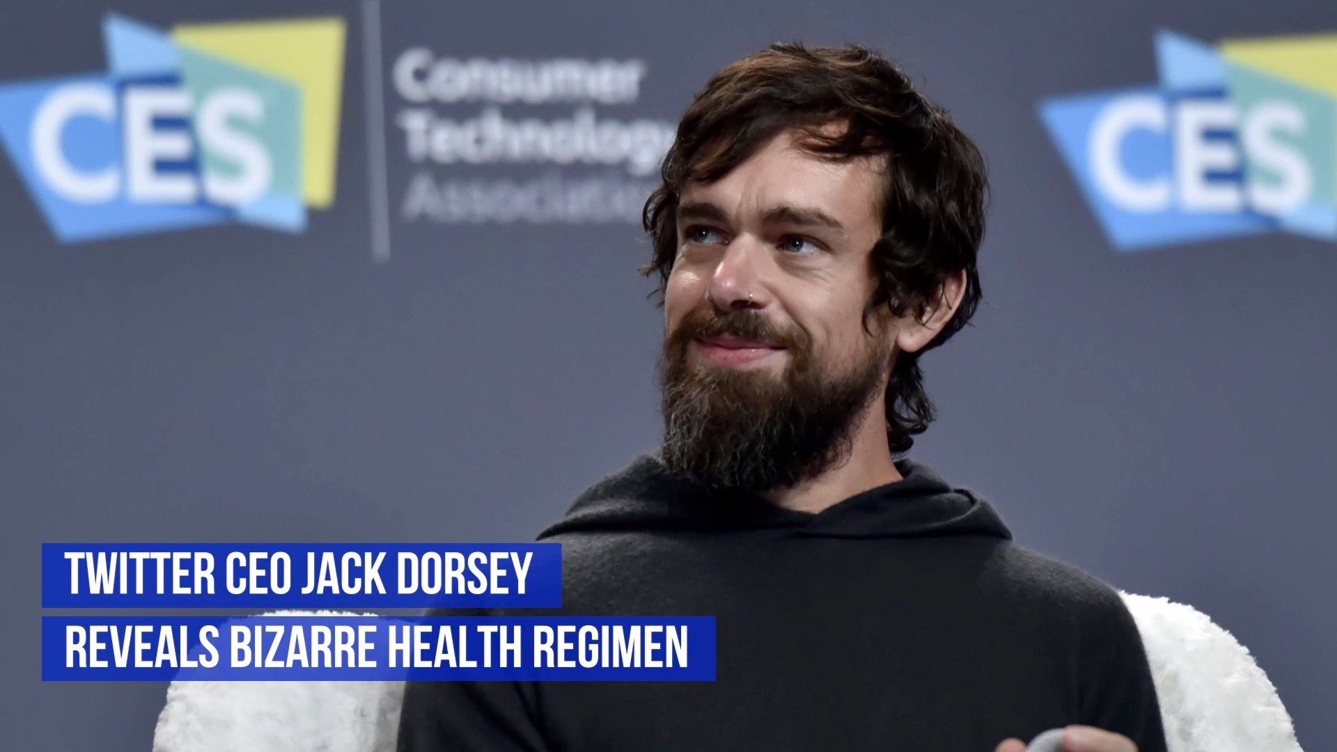 Twitter CEO Has An Unusual Daily Physical Routine