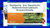 Solaris 10 System Administration Essentials (Solaris System Administration)  Best Sellers Rank :