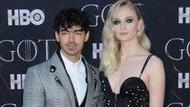 Joe Jonas Breaks Out His Sansa Stark Halloween Costume For 'Game Of Thrones' Season 8 Premiere