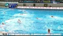 À jamais les premiers ! Notre émission avec les joueurs du Cercle des Nageurs de Marseille, champions d'Europe de water polo