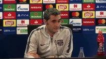 Barcelona coach Valverde on UCL quarter-final second leg against Manchester United