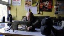Unutulmaya Yüz Tutmuş Şapkacılık Mesleğini 55 Yıldır Sürdürüyor