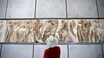 Athènes réclame la restitution de 'ses' marbres du Parthénon