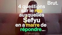 4 questions sur le rap auxquelles Sefyu en a marre de répondre