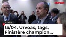 Le Tour de Bretagne en 5 infos - 15/04/19