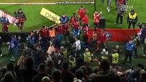 Foot : la communion des Lillois avec les supporters après la victoire 5-1 face au PSG !