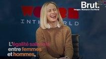 Égalité salariale femmes-hommes : le message de Brie Larson