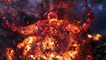 Thor Ragnarok - scène destruction massive