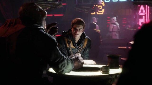 STAR WARS Jedi Fallen Order | Reveal Trailer (2019)