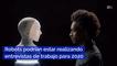 Robots podrían estar realizando entrevistas de trabajo para 2020