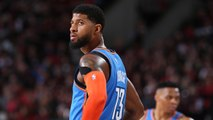 Are Paul George's Playoff Struggles a Sign of Bigger Problems for Thunder?