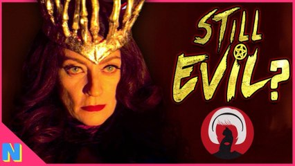 Is Lilith Still EVIL? (Chilling Adventures of Sabrina Madam Satan/Ms. Wardwell Explained)