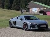 Essai Audi R8 V10 Performance 620 ch 2019