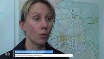 Tours-Nord : 4 pompiers hospitalisés après une explosion