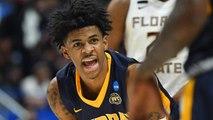 2019 NBA Mock Draft: Ja Morant Over RJ Barrett At No. 2?