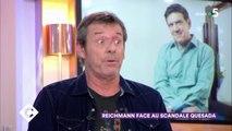 Scandale Quesada : Jean-Luc Reichmann s'exprime ! - C à Vous - 15/04/2019