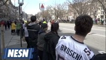 On Site: Boston Marathon And What It Means To Bostonians