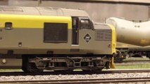 British Model Trains by Hornby Railways - Show Layout of the Hornby Magazine in OO Gauge - Video by Pilentum Television - The world of model trains