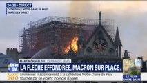 """Notre-Dame de Paris en feu : """"La perte est inestimable"""" (Bertrand Delanoë)"""