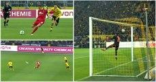 Bundesliga: The best goal of last season against Borussia Dortmund