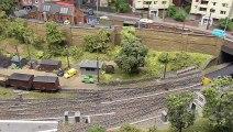 "N Gauge Model Railway Layout ""Lymebrook Yard"" by Steve Farmer - Video by Pilentum Television - The world of model trains"