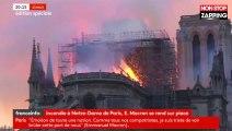La cathédrale Notre-Dame de Paris ravagée par les flammes : Les images terrifiantes