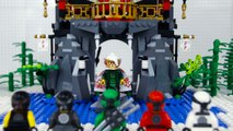LEGO Ninjago STOP MOTION eps 3: Temple of Resurrection | LEGO Ninjago S.O.G | By LEGO Worlds