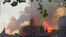 Incendie de Notre-Dame de Paris : pourquoi l'incendie est-il difficile à maîtriser ?