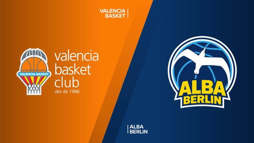 Valencia Basket - ALBA Berlin Highlights | 7DAYS EuroCup, Finals Game 3