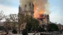 Donald Trump, World Reacts To Notre Dame Cathedral Fire