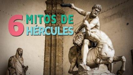 6 Mitos de Hércules ⚡️   ¿Los conoces todos?