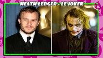 Les 15 plus grands acteurs de méchants de l'histoire du cinéma !  Votez pour les meilleurs acteurs !