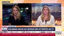 Les Marchés: Goldman Sachs au-dessus des attentes au T1 - 15/04