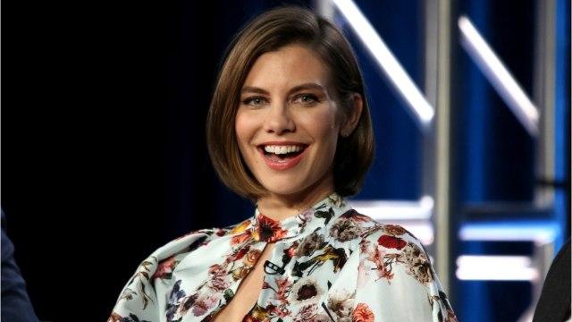 Lauren Cohan Reunites With 'The Walking Dead' Cast