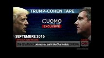 L'enregistrement entre Donald Trump et son avocat sur l'affaire de la Playmate rendu public