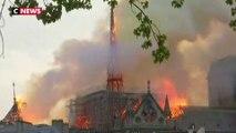 Retour sur l'incendie qui a ravagé Notre-Dame de Paris ce lundi 15 avril