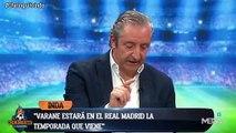 """Inda: """"El PSG le ha dicho al Madrid que antes le venden la Torre Eiffel que a Mbappé"""""""