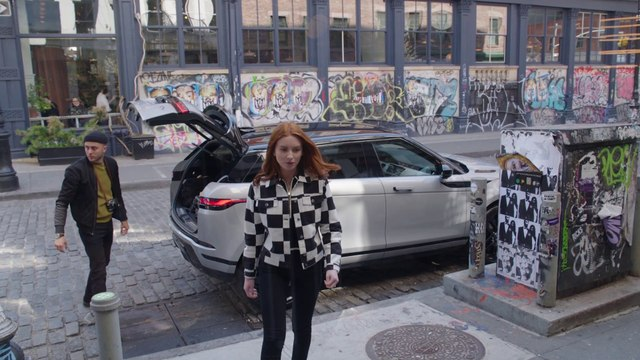 The New Range Rover Evoque | A Refined Point of View: New York City