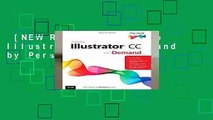 [NEW RELEASES]  Adobe Illustrator CC on Demand by Perspection Inc.